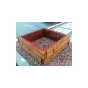 New Eco Brown Raised Bed Kit