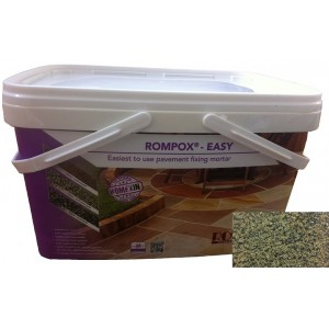 Romex Rompox Easy Paving Mortar - 25kg - Stone Grey